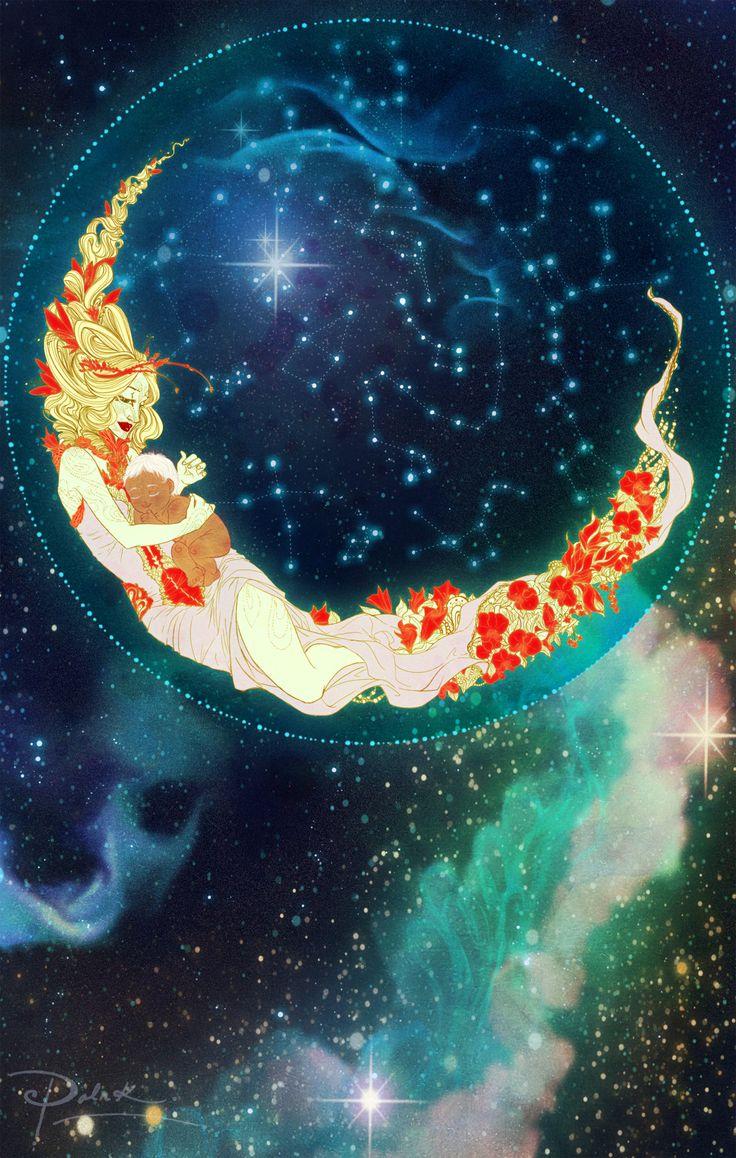 Hijo de la Luna by *palnk on deviantART