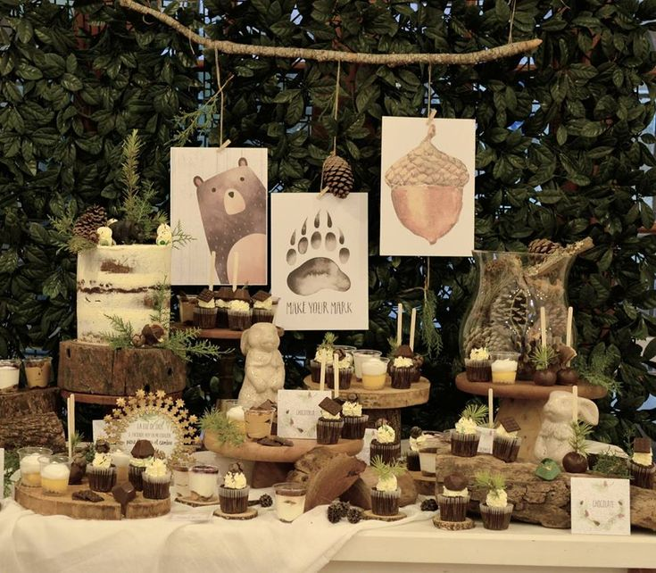 play-in-the-forest-party-dessert-table-with-woodla…