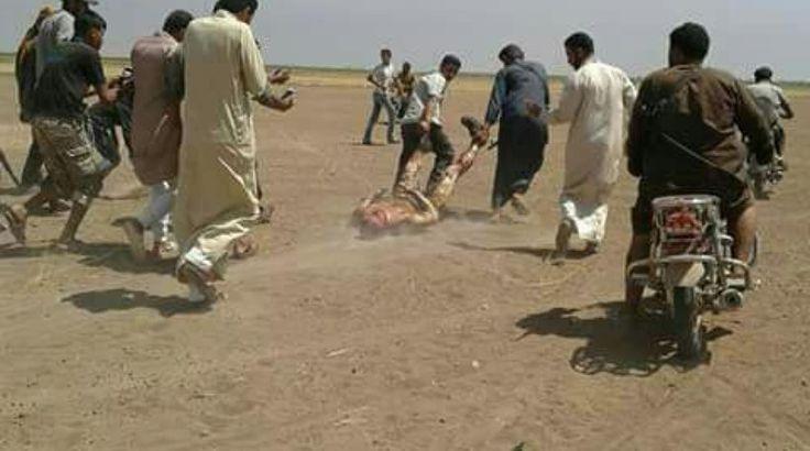 Κατερρίφθη ρωσικό ελικόπτερο στη Συρία – Έσυραν τη σορό του Ρώσου πιλότου 📷
