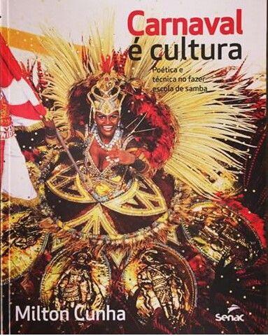 Livro do Carnaval por Milton Cunha