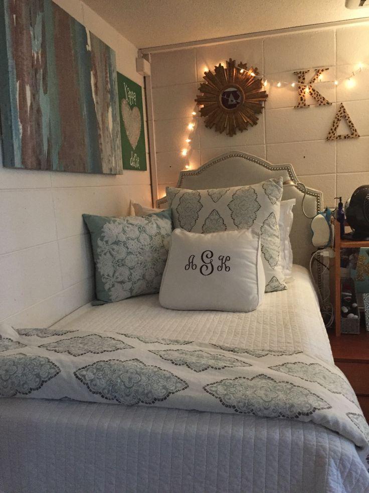 University of Arkansas Dorm Room