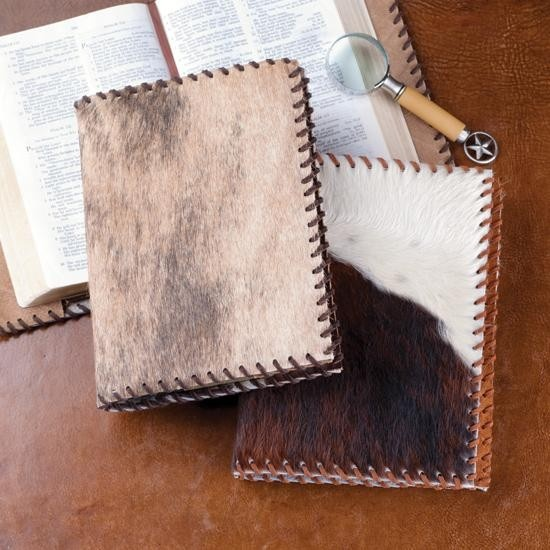 Book Cover Craft Covers : Cowhide bible cover my style pinterest covers