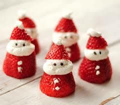 comida navideña para niños