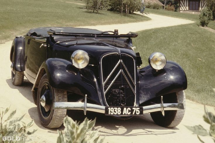 1953 Citroen Traction Avant