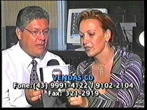 Samuel Lopes e Cloara Pinheiro na TV (entrevista)2
