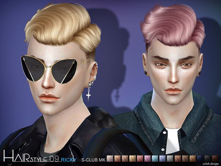 Images Of Guy Hair Sims 4 Rock Cafe