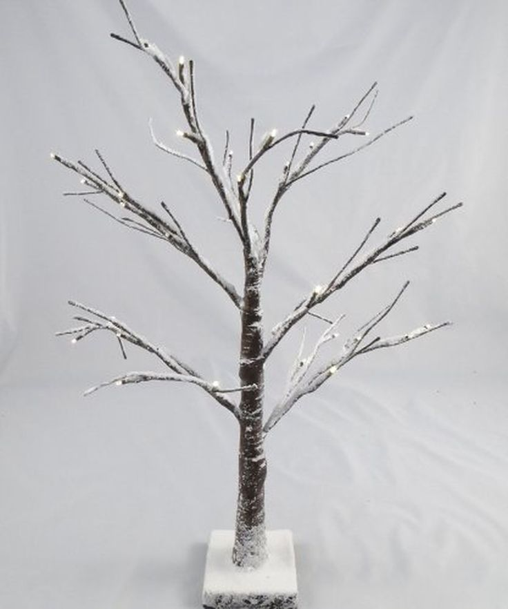 best 20 pre lit twig tree ideas on pinterest. Black Bedroom Furniture Sets. Home Design Ideas