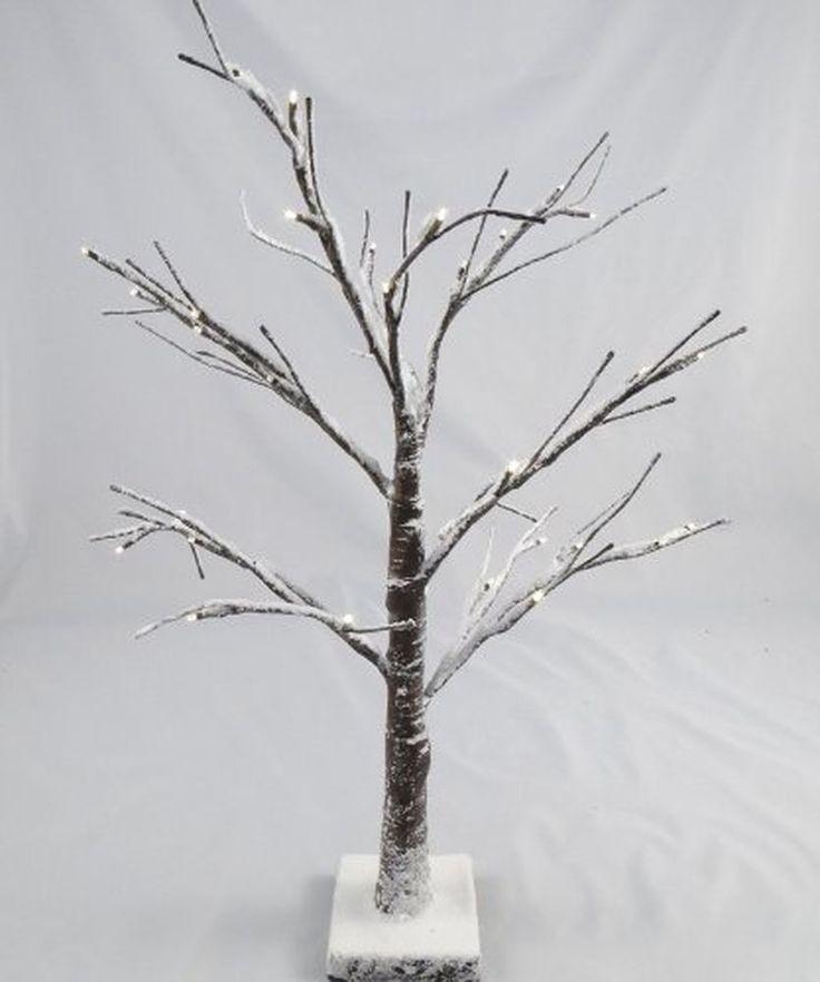 best 20 pre lit twig tree ideas on pinterest. Black Bedroom Furniture Sets. Home Design Ideas