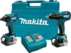 Great deal on makita power tool set! 67% off retail and free shipping!