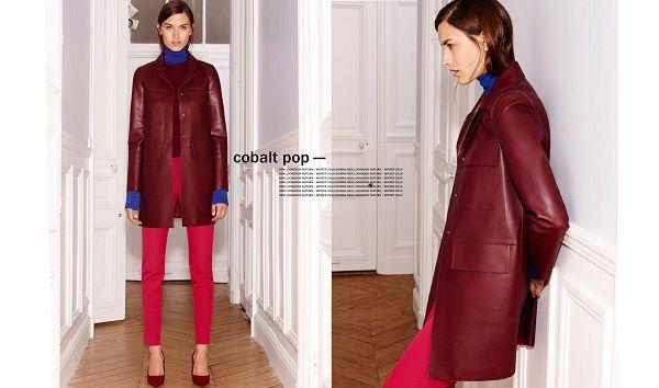 Zara Lookbook septiembre 2014