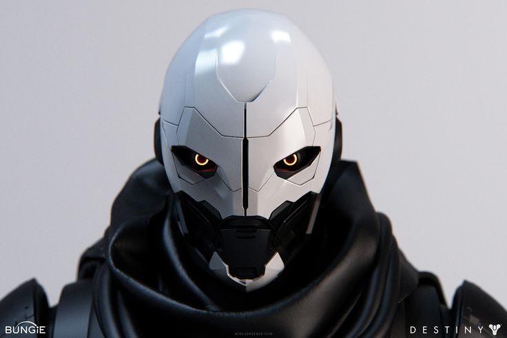 Destiny's Exos Look Very Nice