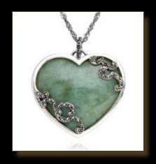 9 best jade pendant images on pinterest dragon pendant drop jade pendant green jade pendant silver jade pendant jade pendant gold chinese mozeypictures Choice Image