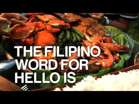 First, you'll smile at this awesome video about the Philippines. Then you'll spend the rest of the day researching prices for flights, transport and accommodation and finding a way to go there.