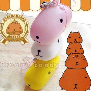 Squishy Wish : kapibarasan rare squishy toy kawaii cute stuff online ??My wish list?? Pinterest Toys ...