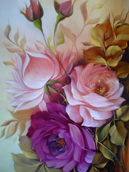 pinturas acrilicas em telas - Pesquisa Google                              …