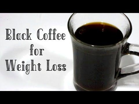 Black Coffee for Weight Loss With Benefits / How to Make Black Coffee / Quick Fat Burn With Black Cofee