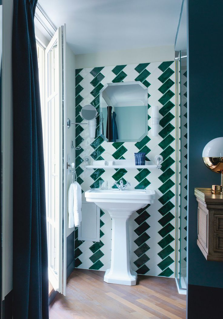 Bathroom Decorating Ideas From The Worlds Chicest Hotels