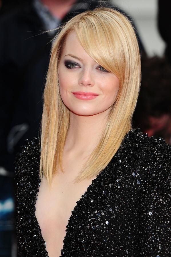 Emma Stone in Elie Saab #perfection