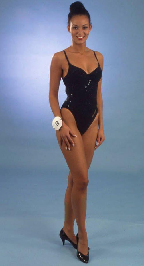 Tästä kaikki alkoi, Lola Wallinkoski (o.s. Odusoga) poseerasi Miss Suomi…
