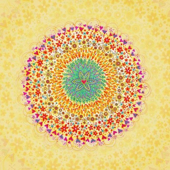 circle of love #mandala