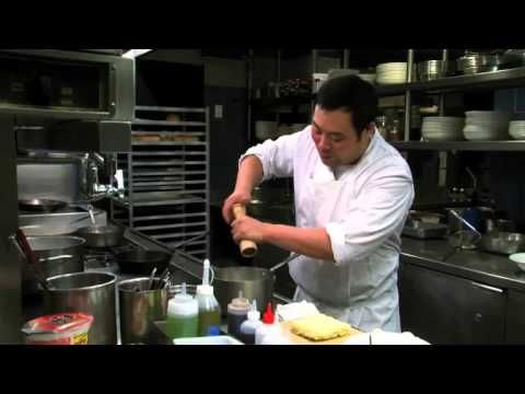How to Make Instant Ramen Cacio e Pepe with David Chang - YouTube. This is a RIOT! Also looks yummy!