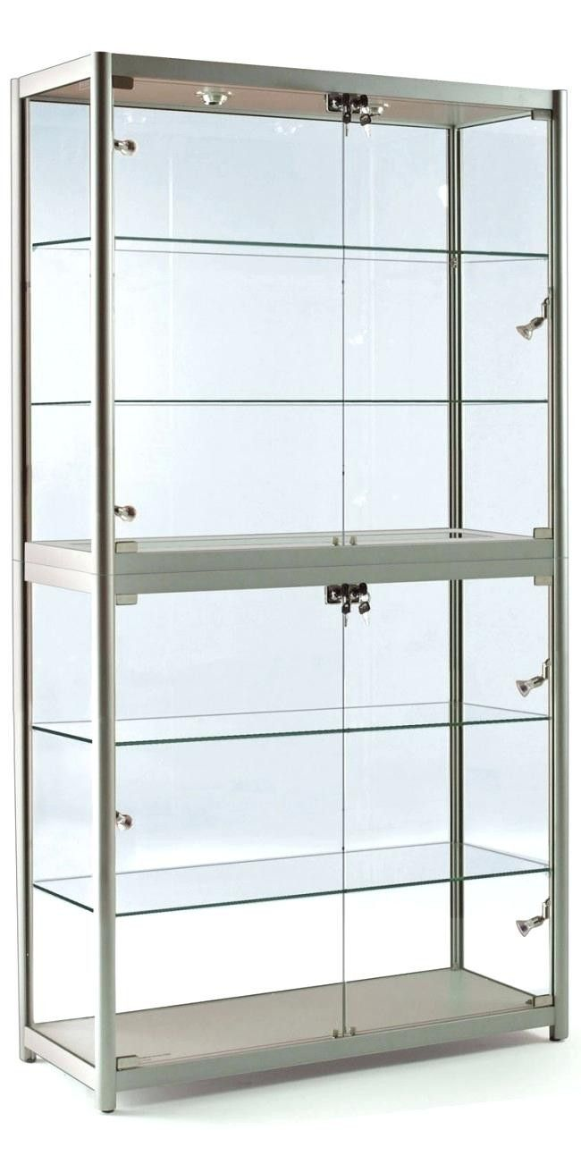 20+ Used Glass Display Cabinets for Sale   Kitchen Cabinets ...