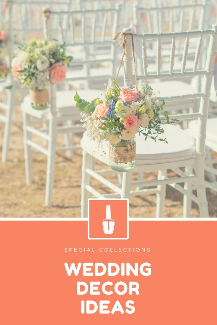 Fall wedding decoration ideas cheap  Unique Wedding Decor Ideas Collections  Gorgeous And Inexpensive