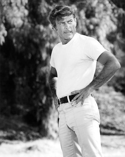 Robert Conrad Stunning 24X36 Poster Print in Entertainment Memorabilia | eBay