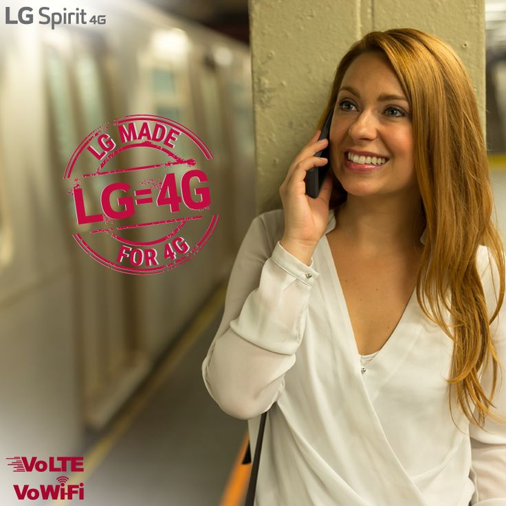 Experience True ‪#‎4G‬ with ‪#‎LG‬ Spirit 4G which enables faster call connection time & seamless video calls and many other features.