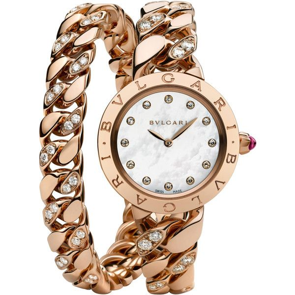 Images For > Bvlgari Ladies Watches 2014 ❤ liked on Polyvore featuring jewelry, watches, bulgari jewelry, bulgari watches, bulgari and bulgari jewellery