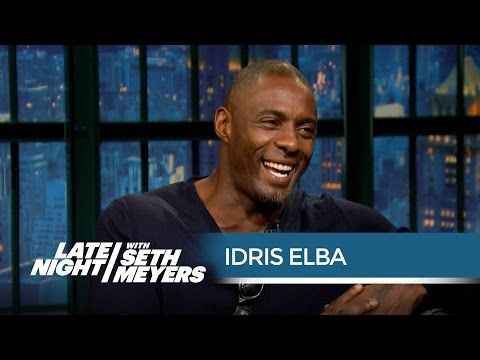 Seth Meyers Tells Idris Elba His Mom is a Superfan - Late Night with Seth Meyers- http://getmybuzzup.com/wp-content/uploads/2015/10/Idris-Elba-650x325.jpg- http://getmybuzzup.com/seth-meyers-tells-idris-elba/- By Jack Barnes Seth Meyers tells actor Idris Elba hewas the only celebrity his motherwanted to meet at a swanky Emmys party. Enjoy this videostream below after the jump. Follow me:Getmybuzzup on Twitter|Getmybuzzup on Facebook|Getmybuzzup on Google+|