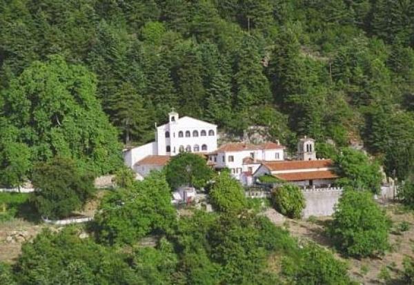 Μοναστήρι Aγίου Βλασίου