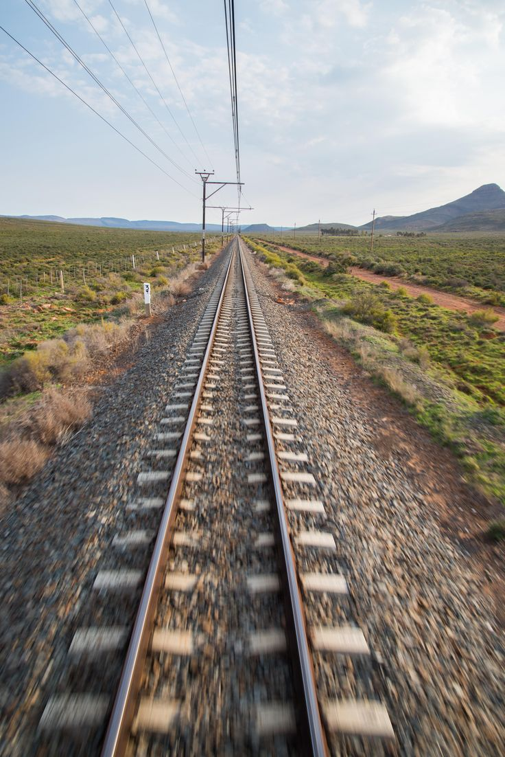 From the viewing carriage on board Rovos Rail doing the #journey from Cape Town to Pretoria. #SouthAfrica #travel #train