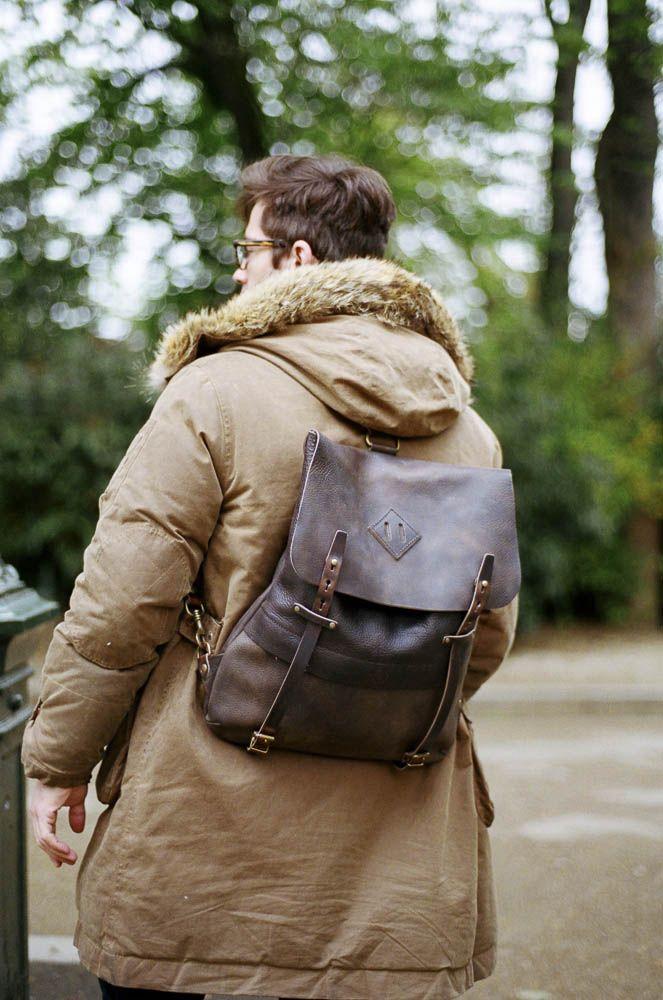 8 best sac pour homme images on pinterest men bags leather and leather backpacks. Black Bedroom Furniture Sets. Home Design Ideas