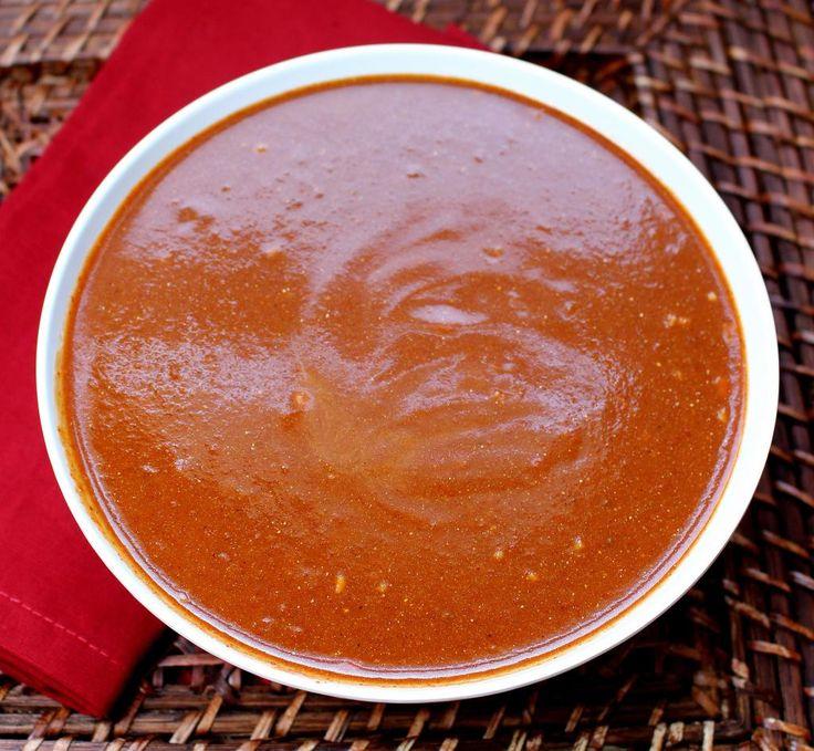 Wet Burrito Sauce