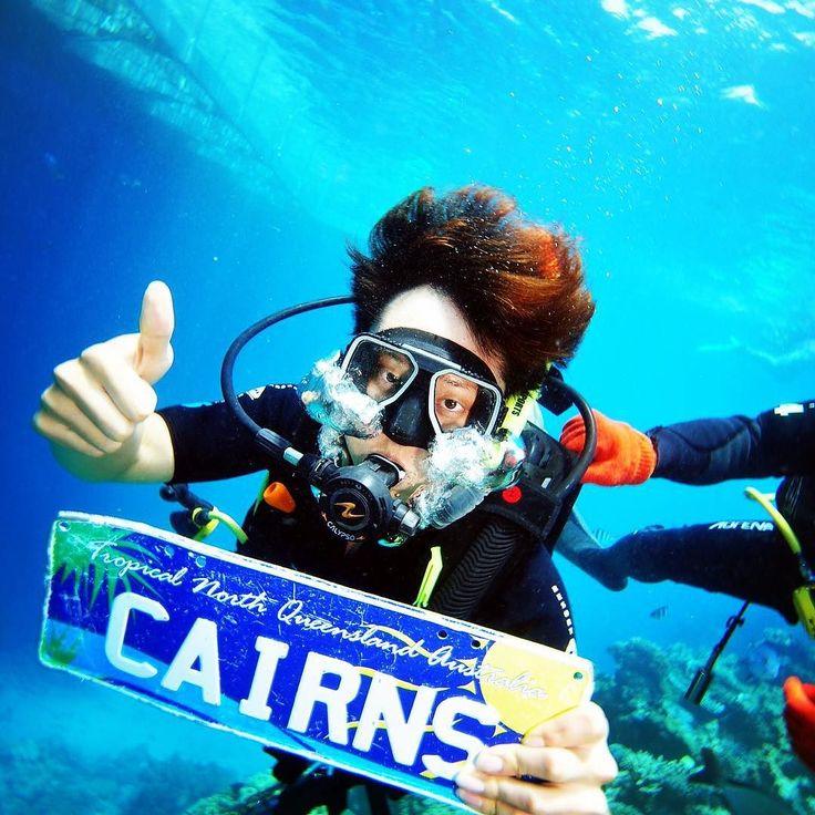 다시 가고싶은곳 또하고싶은것  사실 여행중에 이날이 제일 고생많이 한날... 그래서 더욱 기억에 남는날  #여행 #travel #호주 #australia #휴가 #여행스타그램 #free #trip #traveler #traveling #travelgram #일상 #daily #케언즈 #cairns #photo #picture #pic #그레이트배리어리프 #greatbarrierreef #스쿠버다이빙 #scubadiving #스노클링 #snorkeling by hocheolahn http://ift.tt/1UokkV2