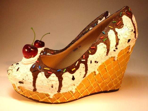 Individualisierbare Schuhe