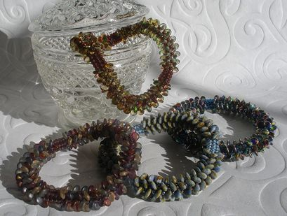Beaded Jewelry | Bead Stitching | Susan Jefferson Jewelry