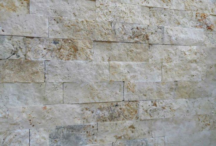 Almond Splitface - Feature Wall Decor - Real Marble from Turkey  - www.tru-stone.net Contact - info@tru-stone.net
