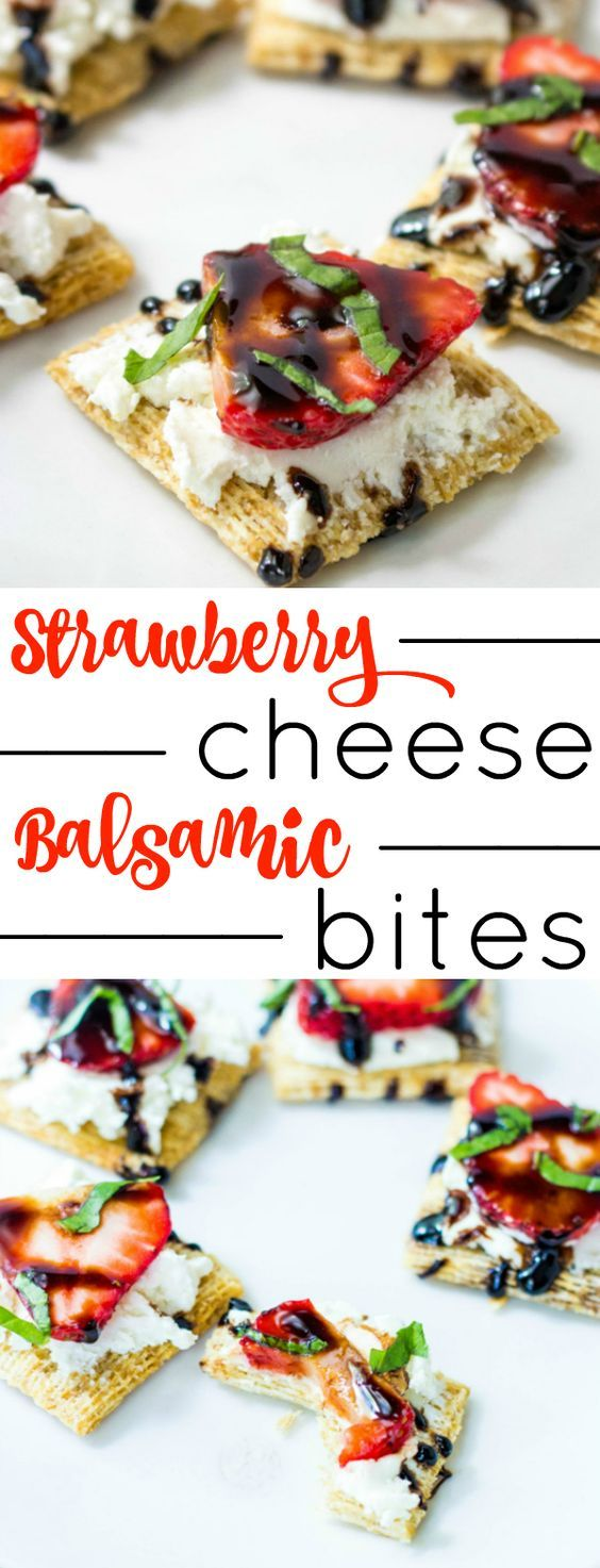 Start your Summer off with a delicious Strawchebaliscuit Bites! A great appetizer for any party. #MadeForMore #Walmart #cbias AD