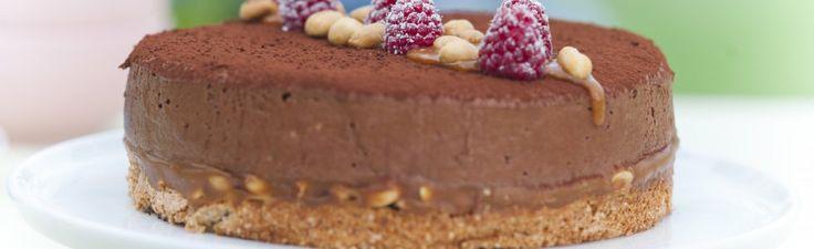 Sjokoladeostekake | TV3 Mat