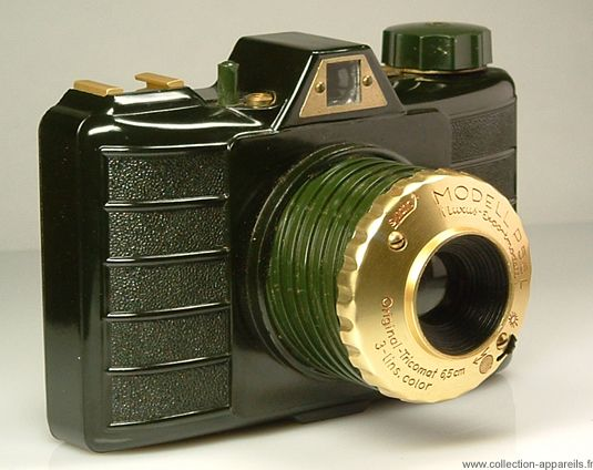 Collection Appareils: A Comprehensive Online Archive of 10,000+ Beautiful and Odd Vintage Cameras