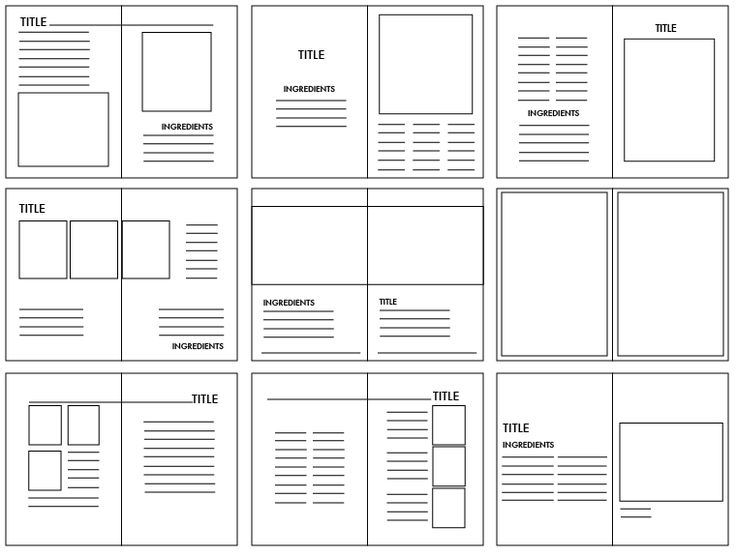 After finding Kinfolk magazine extremely inspirational, I decided to unpick their grid system to get a feel for layout ideas. I found ...