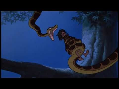 The Jungle Book - Kaa scene 1 - YouTube | Music videos and