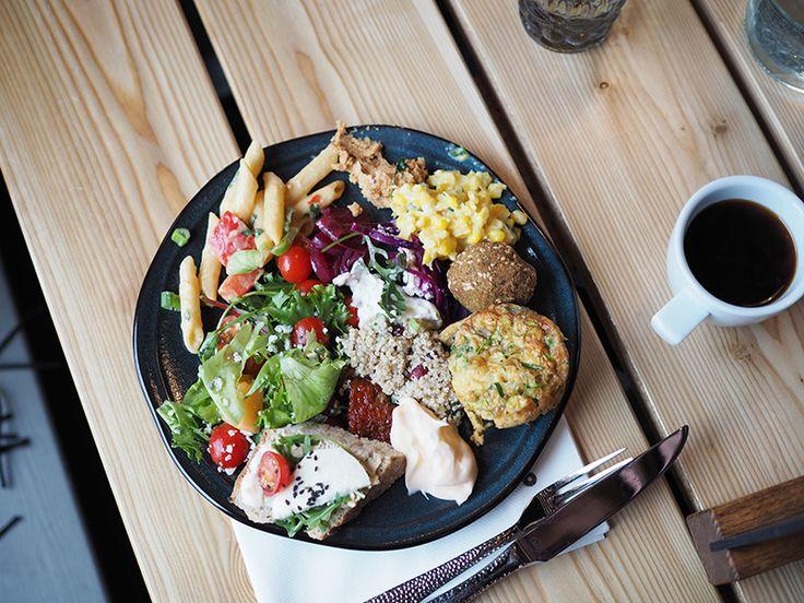 Tampere paras brunssi Olympia-kortteli Muusa 19 e ravintolat aamiainen