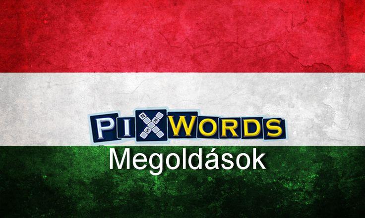 Pixwords Megoldások http://megoldasok.pixwords.co.uk/