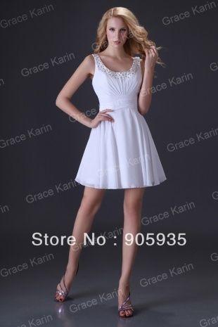 Formal White Dresses For Juniors