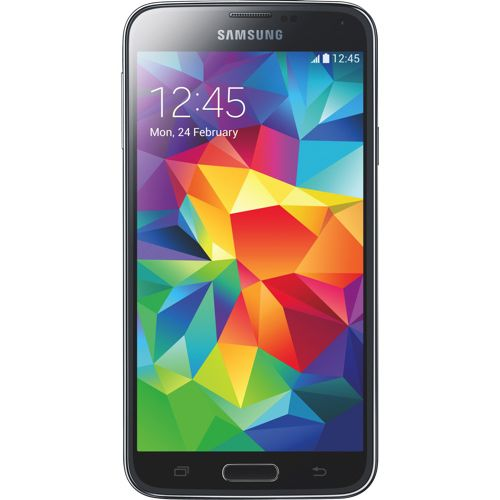 Rogers Samsung Galaxy S5 Smartphone - Black - 2 Year Agreement