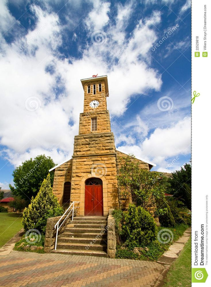 """small churches of """"south africa"""" 
