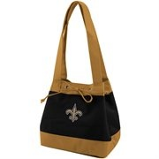 New Orleans Saints Insulated Lunch Tote